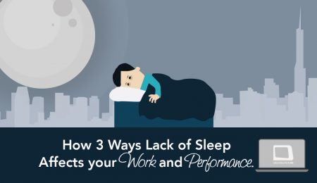 3 Ways Sleep Deprivation Affects Work Performance