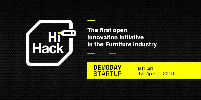 2019.04 | HiHack, Open Innovation in the Furniture Industry